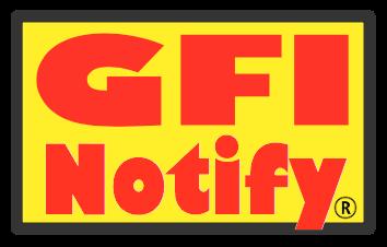 GFI Notify Logo